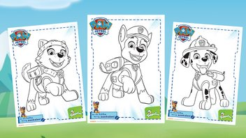 Paw Patrol Ausmalbilder Zum Download Toggo Eltern