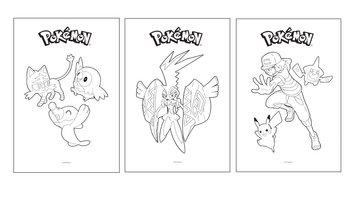 Pokemon Ausmalbilder Zum Ausdrucken Toggo Eltern